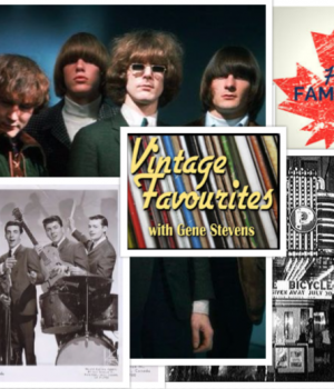 This Week on Vintage Favourites – February 17th