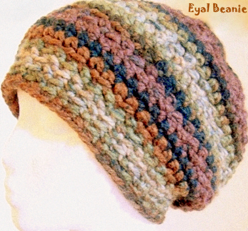 CROCHET PATTERN Basic Single Crochet Boy/Girl Beanie all sizes PDF 16