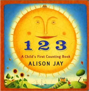1 2 3: A Childs First Counting Book 