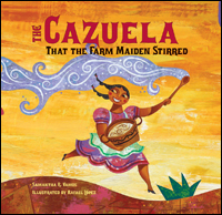 Cazuela that the Farm Maiden Stirred