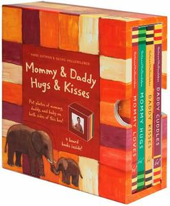 Mommy & Daddy Hugs & Kisses Boxed Set
