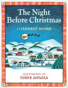 Night Before Christmas_dePaola