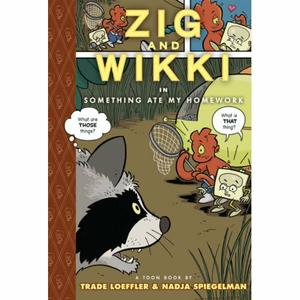 Zig and Wikki in Something Ate My Homework