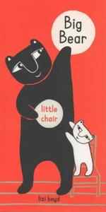 Big Bear Little Chair