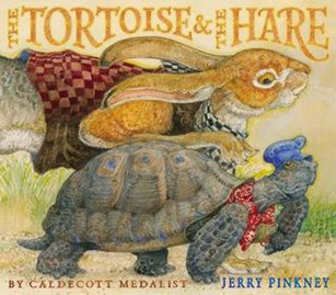 Tortoise and the Hare_Pinkney