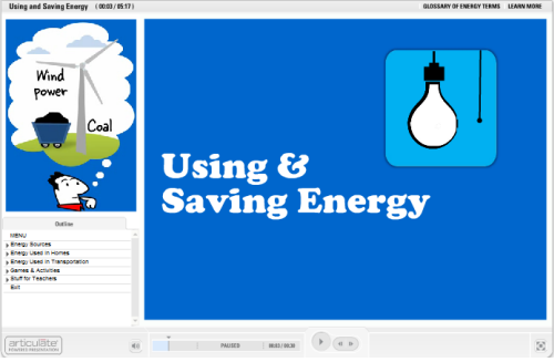 The Rapid E-Learning Blog: example of a PowerPoint video inserted in a rapid elearning course