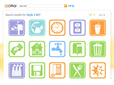 The Rapid E-Learning Blog - style 1307 for icons