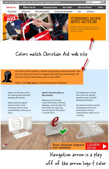 The Rapid E-Learning Blog - integrate branding