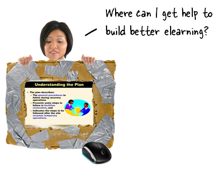 The Rapid E-Learning Blog - get help building elearning courses