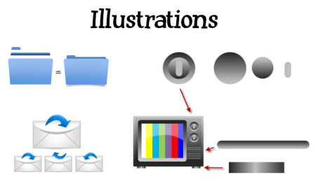 The Rapid E-Learning Blog - create custom illustrations in PowerPoint