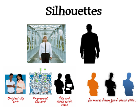 The Rapid E-Learning Blog - create silhouettes in PowerPoint