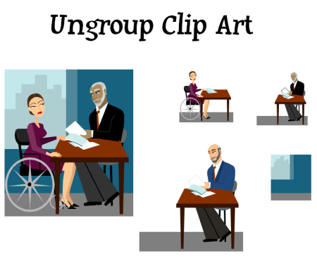The Rapid E-Learning Blog - ungroup clip art