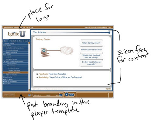 The Rapid E-Learning Blog - brand the player template