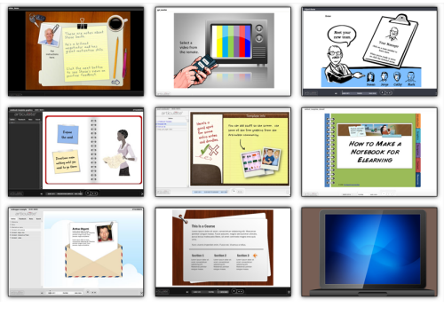The Rapid E-Learning Blog - examples of free PowerPoint templates