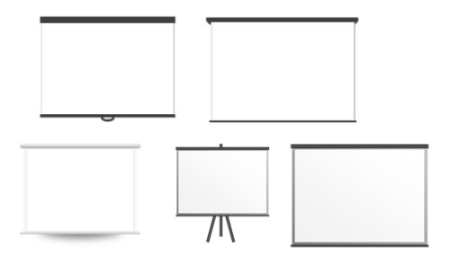 The Rapid E-Learning Blog - 5 free projection screen images