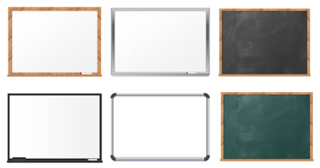 The Rapid E-Learning Blog - free chalkboard and whiteboard graphics