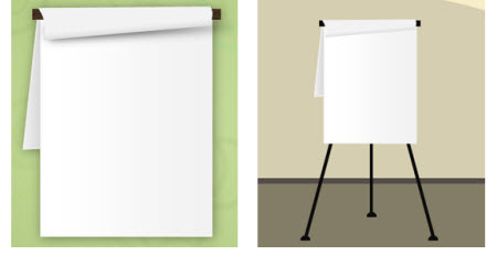 The Rapid E-Learning Blog - free flip chart graphics