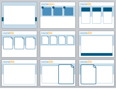 The Rapid E-Learning Blog - rapid elearning PowerPoint template