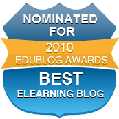 The Rapid E-Learning Blog - 2010 Edublog Awards
