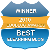 The Rapid E-Learning Blog - winner of Best E-Learning Blog in the 2010 Edublog Awards
