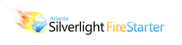Atlanta Silverlight firestarter logo