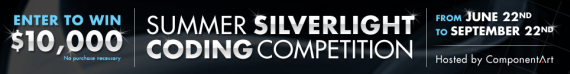 ComponentArt Silverlight Coding Competition