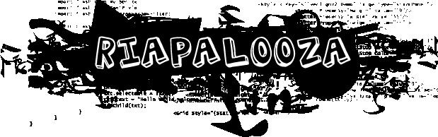 RIApalooza logo