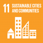 IUCN Sustainable Development Goal - Sustainable Cities and Communities