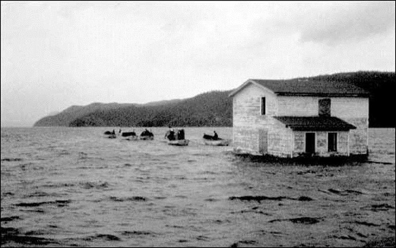 Newfoundland resettlement program (circa 1968)