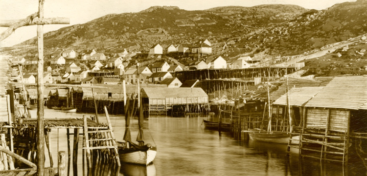 Petty Harbour Historical