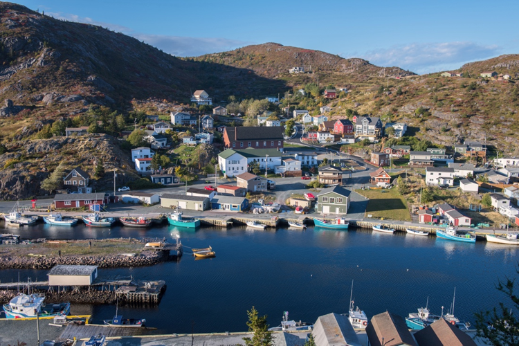 Petty Harbour Present Day