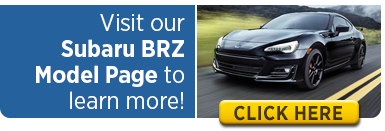 Subaru BRZ Model Information in San Diego, CA