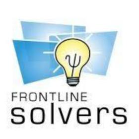 analytic solver optimization