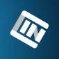 Small logo inevent