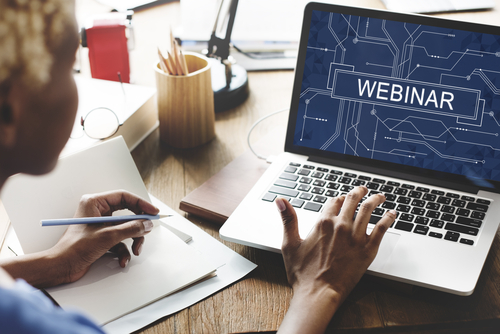 ADEA Live Web Events