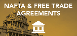 NAFTA and Free Trade Agreements