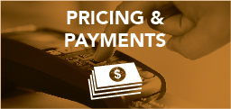 Pricing and Payments