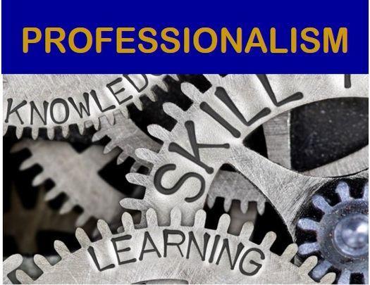 Professionalism Courses