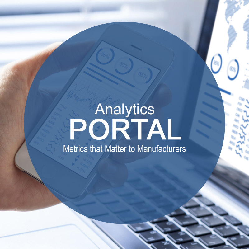 Manufacturing Analytics Portal
