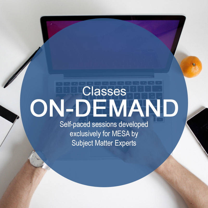 On-Demand Classes