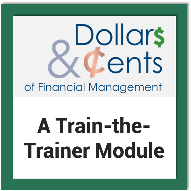 Financial Management Traing the Trainer