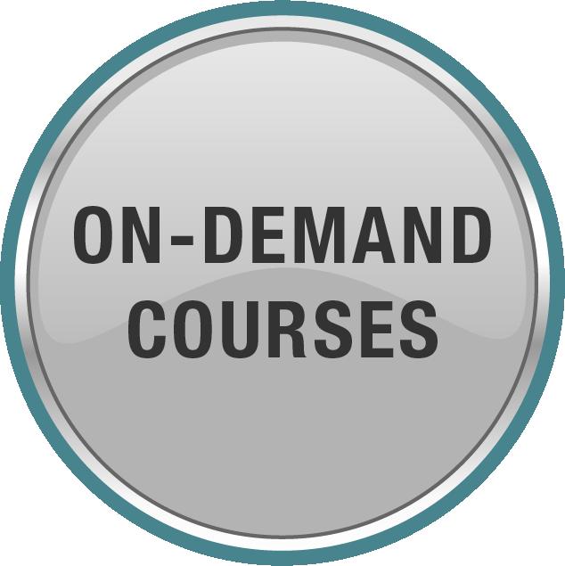 ASDS On-Demand Courses