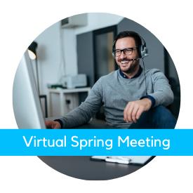 Virtual Spring Meeting