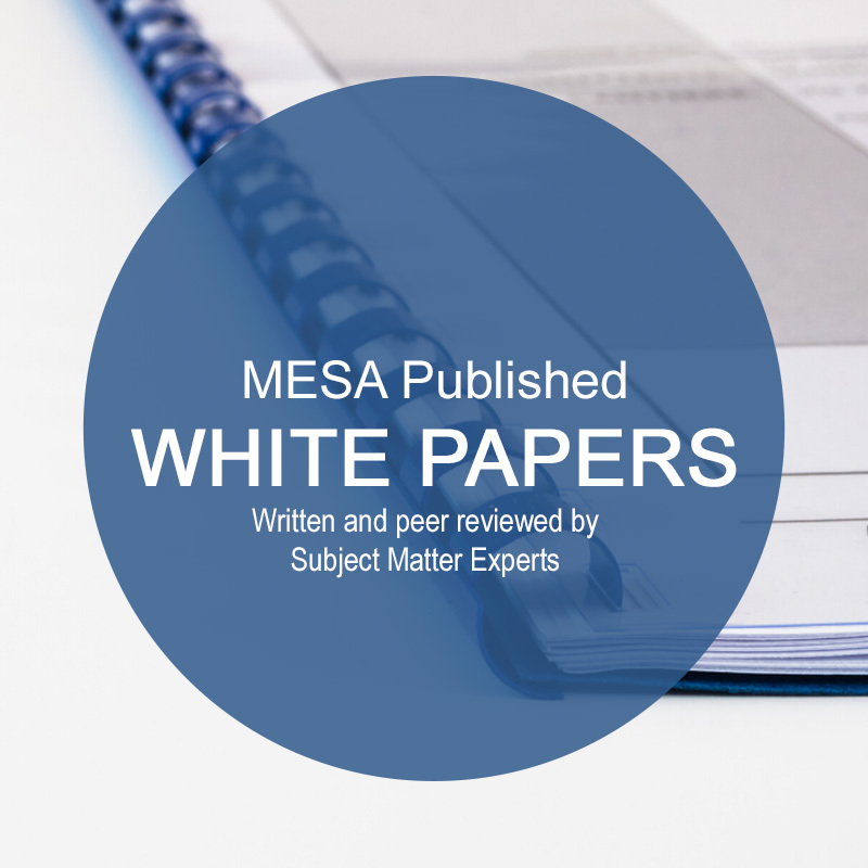 MESA White Papers