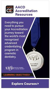 AACD Accreditation Resources Learning Path