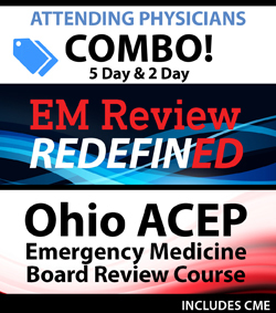 Attending Physician Combo