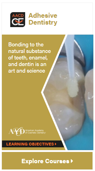 Adhesive Dentistry Learning Path