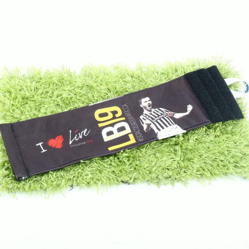 Bonucci Armband, issued / worn Serie A 2015/16