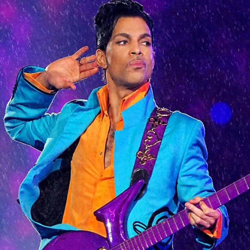 Prince Opus Signed