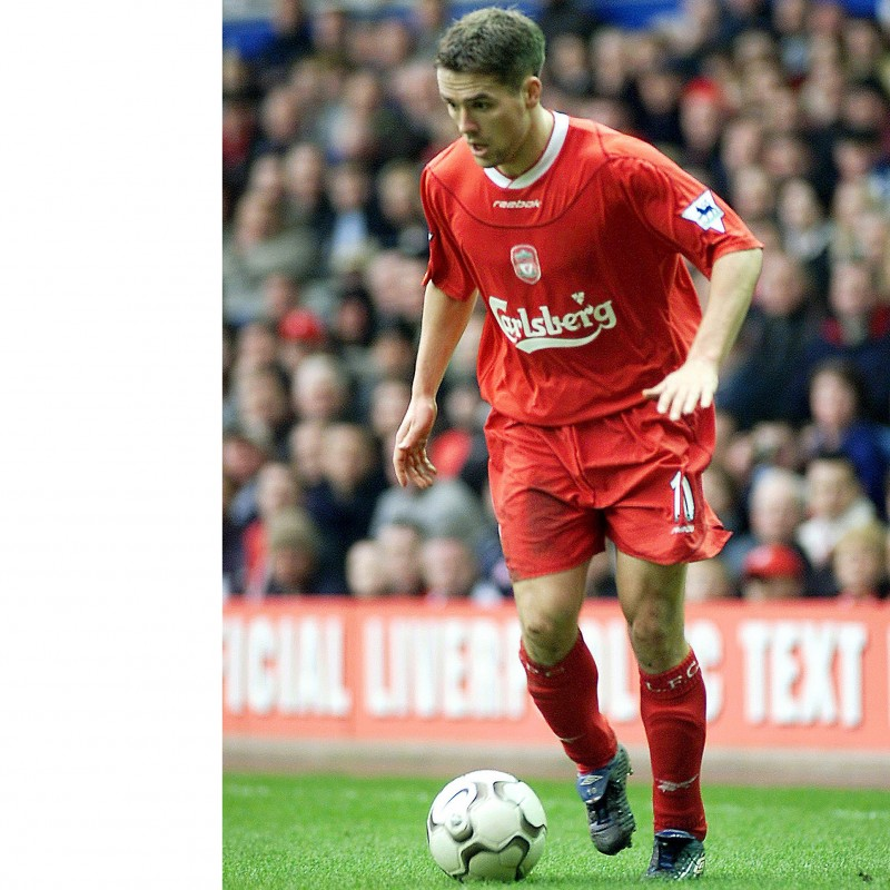 Liverpool Mascot Package with Legend Michael Owen